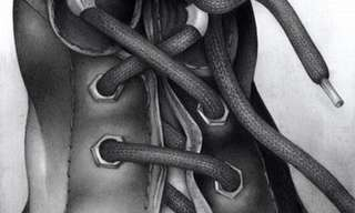 Carbon and Page - Beautiful Pencil Drawings!