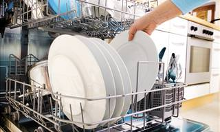Why You Should Never Pre-Rinse Your Dishes