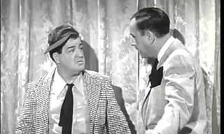 Abbott & Costello: Who`s On First?