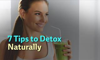How You Can Detox Naturally!