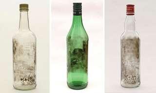 Jim Dingilian: Gorgeous Glass Bottle Art