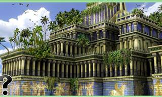 The Lost Seventh Wonder of the World, the Hanging Gardens