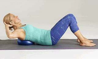 4 Fantastic Core Moves for Over 40s