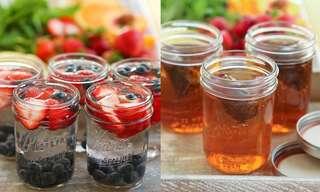 Create the Perfect Summer Drink: Sun Tea