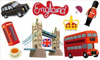 An Interactive Video Tour of Glorious England
