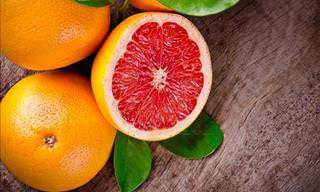 8 Amazing Health Benefits of Grapefruits