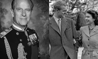11 Photos to Honor the Memory of the Late Prince Philip