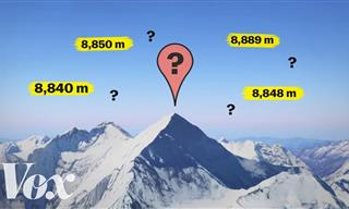 Did You Know That The Height of Mt. Everest Is Changing?