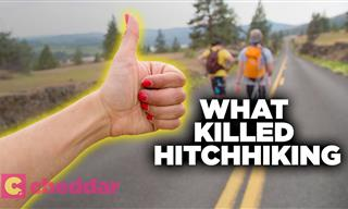 The History of Hitchhiking Is Surprisingly Interesting
