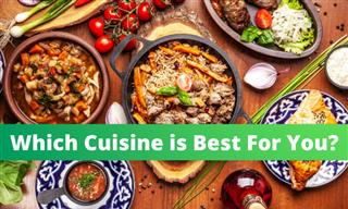 Personality Test: Which Cuisine Should You Try More Of?