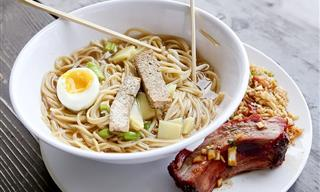 Try These 8 Instant Noodle Recipes From Around the World