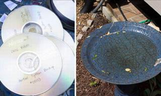 21 Great DIY Ideas for Recycling Used CDs