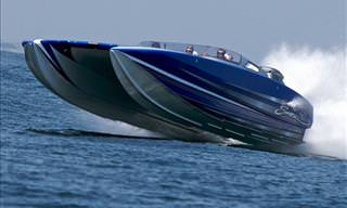 7 of the Fastest Powerboats in the World