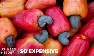 The Unexpected Reason Behind the High Price of Cashews