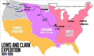 An Interactive Map of the Lewis & Clark Expedition