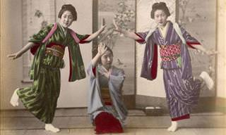 Colorized Photos From 19th-Century Japan