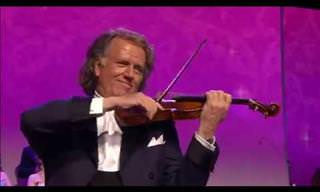 A Half Hour With André Rieu? YES Please!