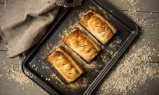 Who Knew a Vegan Sausage Roll Could Taste so Good?