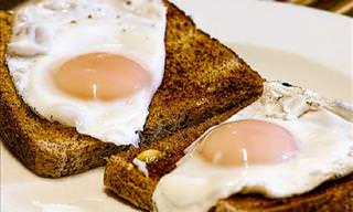 Today's Joke: Perfectly Cooked Eggs