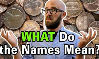 Pennies, Dimes and Dollars: The Origin of US Coin Names