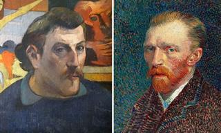 Here Are Some Artists That Spent Their Lives Competing
