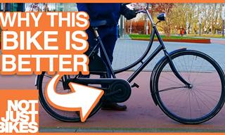 The Most All-Inclusive Transportation Bike of the World