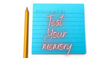 Challenge Your Memory With This Visual Quiz