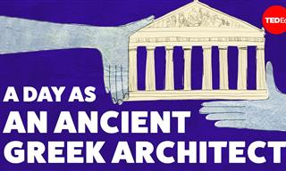 So this is How a Day as an Ancient Greek Architect Was!