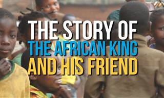 The Story of the African King and His Friend