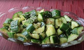 This Sesame Cucumber Salad Will Become Your Summer Staple