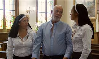 Hilarious Gag: Priest & Nuns in Love!