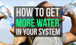 WATCH: Tips for Increasing Your Water Intake