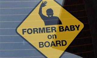 15 Genius Bumper Stickers That Are Sure to Make You Giggle