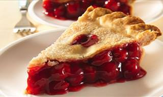 A Tasty Cherry Pie Recipe