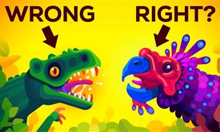 Have We Been Imagining Dinosaurs All Wrong?