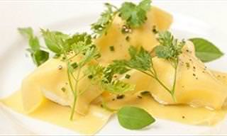 Tasty Goat's Cheese Ravioli That'll Leave You Wanting More