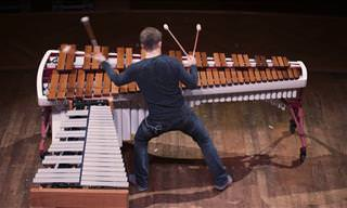 WATCH: A Superb Xylophone Performance by Christoph Sietzen