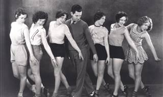 The Evolution of Tap Dance
