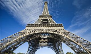 18 Eiffel Tower Facts