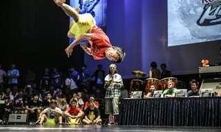 The Amazing Abilities of Taekwondo Masters!