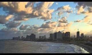 Around the Globe: The Beaches and Views of Tel-Aviv!