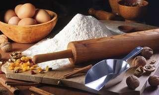 18 Common Baking Mistakes