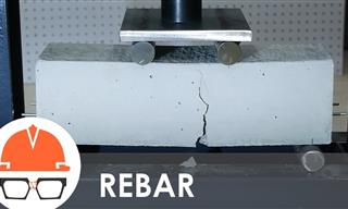 Why Concrete Needs Reinforcement - a Live Demonstration