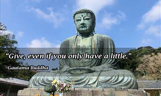 10 Buddhist Quotes of Inspiring Wisdom