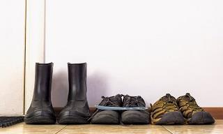 7 Reasons Why You Should Leave Your Shoes at the Door