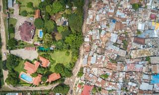 Inequality Captured From the Sky