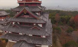Take a Trip Around Kyoto in Stunning 4k