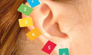All About Ear Reflexology