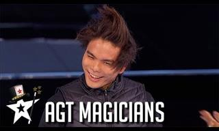 The Most Incredible Magic Acts Seen on TV!