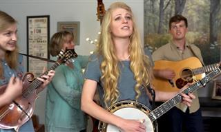 This Family Rendition of Dolly Parton's 'Jolene' Is SUPERB